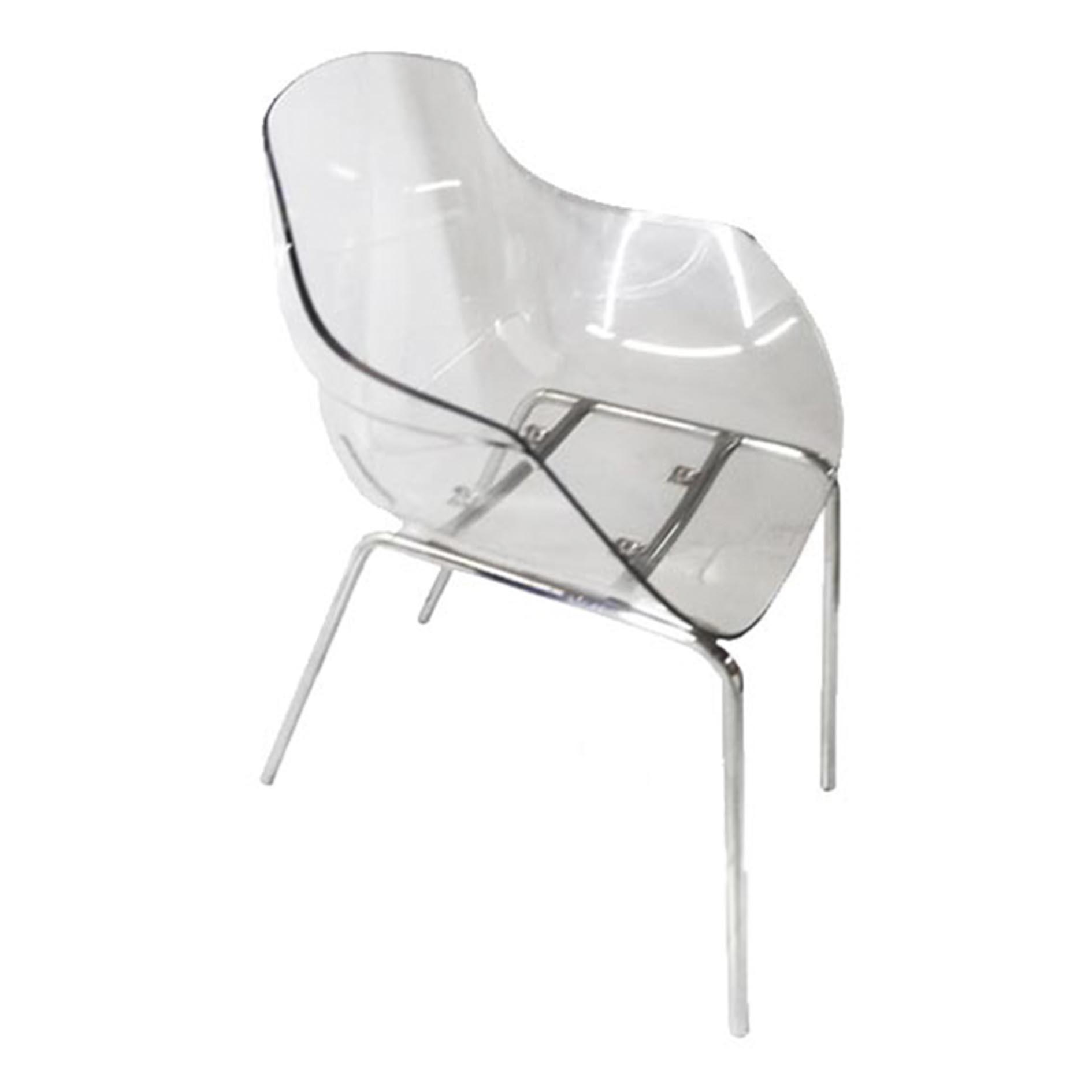 Alquipanel silla bettel cristal for Sillas cristal