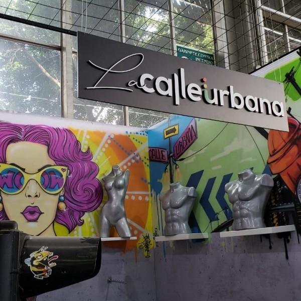 La Calle Urbana - Colombiamoda 2018